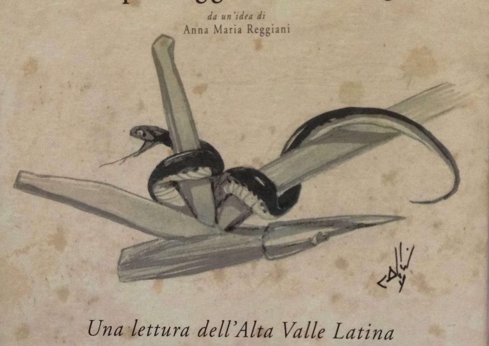 ELEMENTI MINORI DI UN PAESAGGIO ARCHEOLOGICO<BR/>  Anna Maria Reggiani