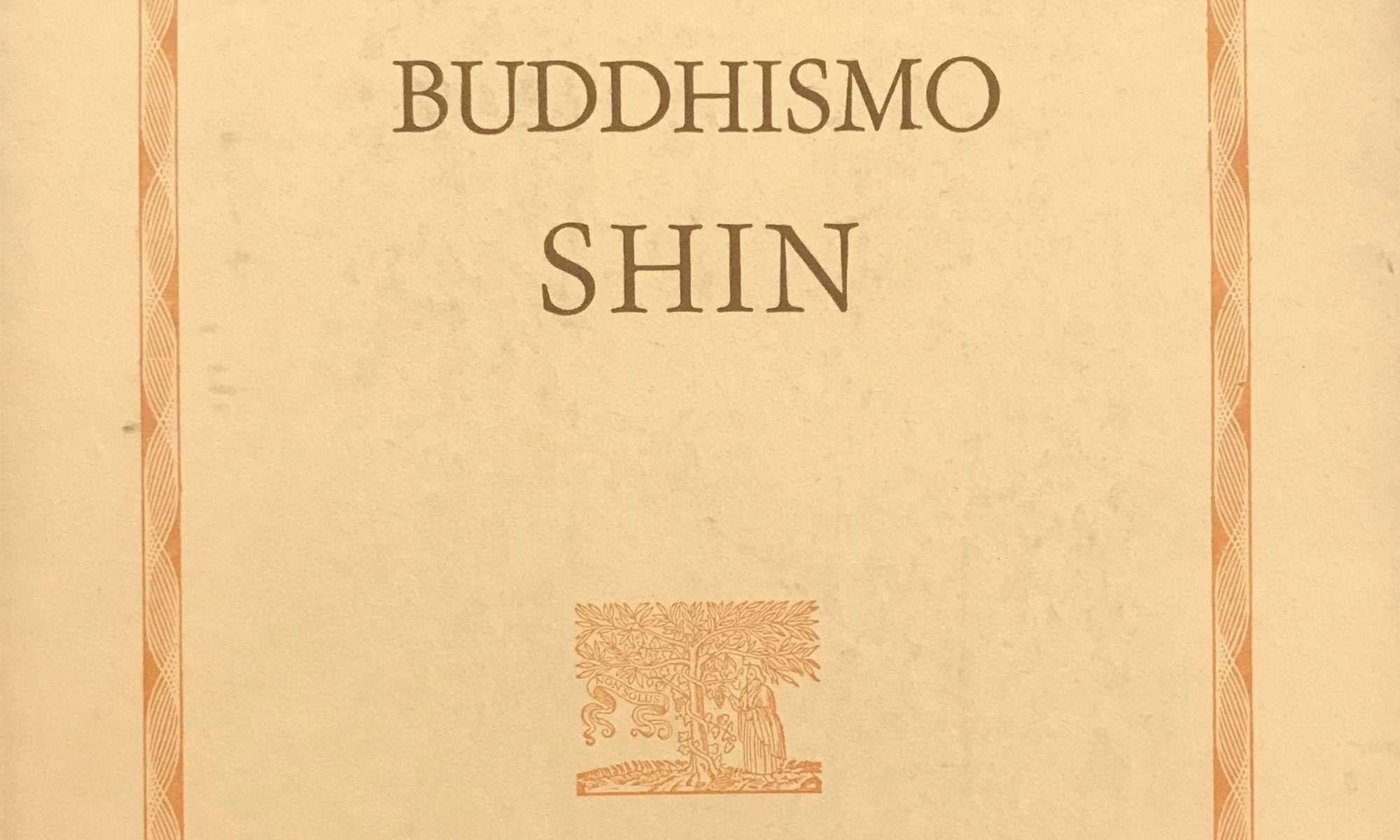 BUDDHISMO SHIN <BR/>D.T.Suzuki