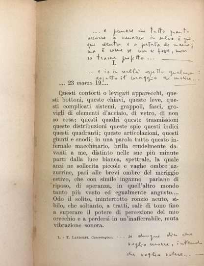CANCROREGINA <BR/> Tommaso Landolfi