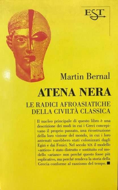 ATENA NERA <BR/> Martin Bernal