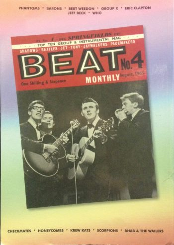 A COLLECTORS GUIDE TO 60'S BRIT-POP INSTRUMENTALS <BR/> Trev Faull
