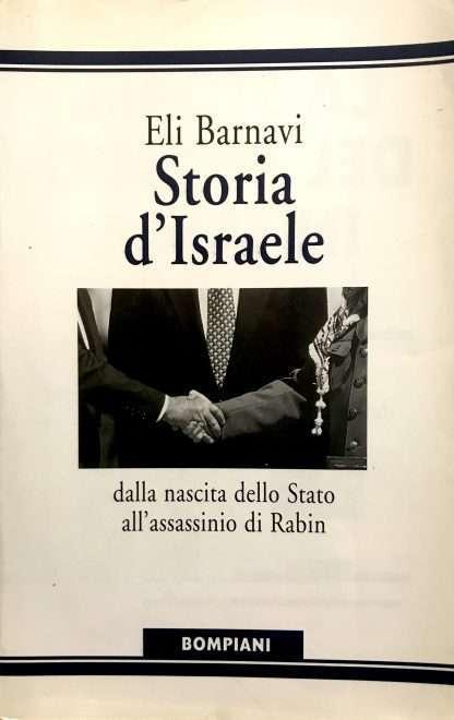 STORIA D'ISRAELE <BR/> Eli Barnavi