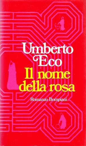 IL NOME DELLA ROSA Umberto Eco