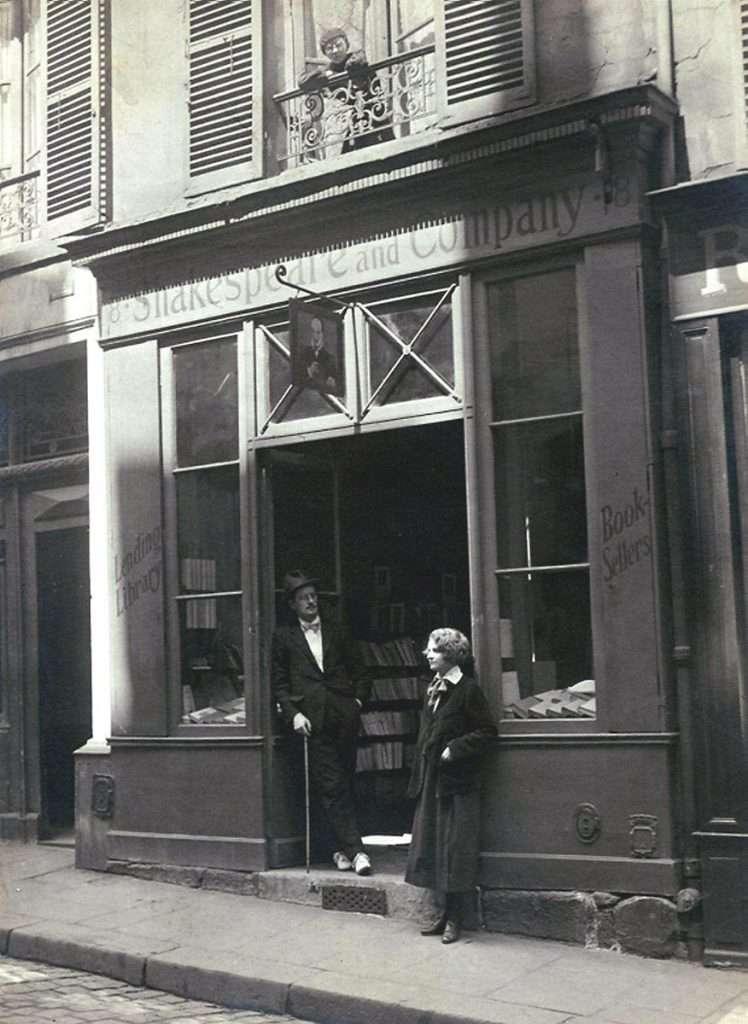 Le librerie che si guardavano negli occhi