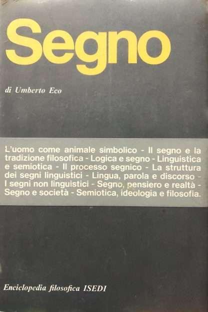 SEGNO <BR/> Umberto Eco