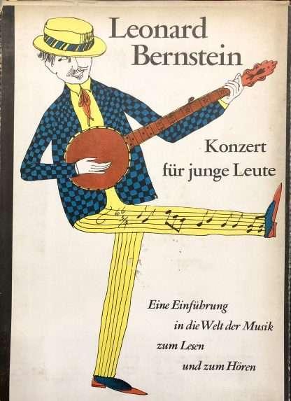KONZERT FÜR JUNGE LEUTE <BR/> Leonard Bernstein