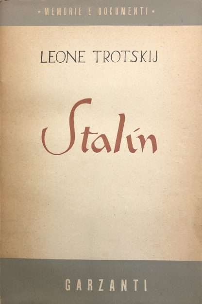 STALIN Leone Trotskij