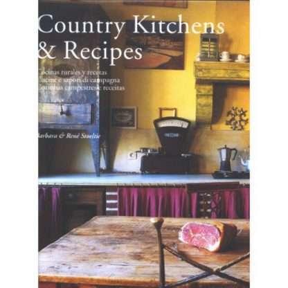 Country kitchen & Recipers <BR/> Barbara & René Stoeltie