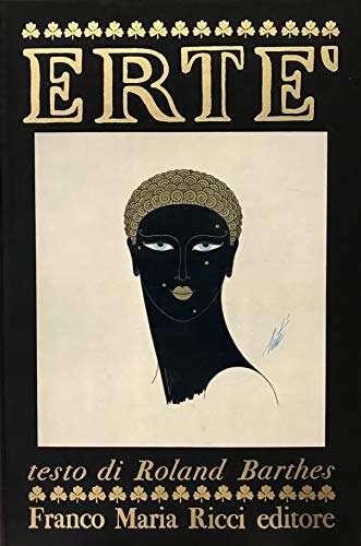 ERTE' (Romain de Tirtoff) <BR/> Roland Barthes