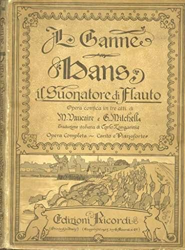 HANS, IL SUONATORE DI FLAUTO <BR/> M. Vaucaire e G. Mitchell
