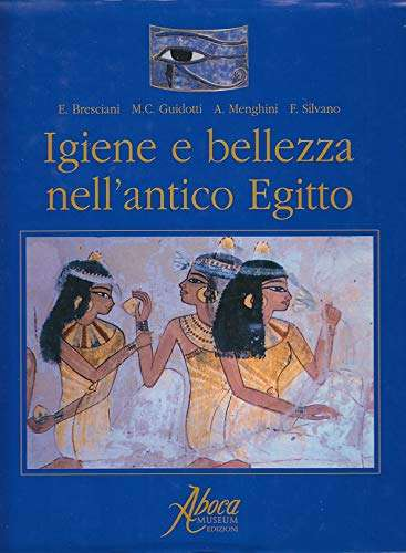 Igiene e bellezza nell'antico Egitto