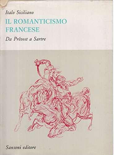 Il romanticismo Francese