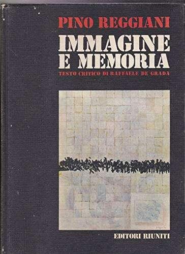 Pino Reggiani immagine e memoria