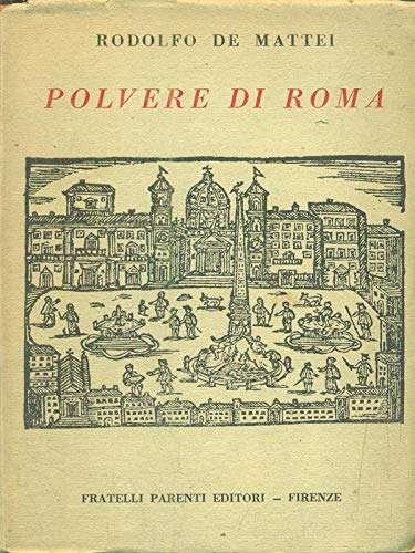Polvere di Roma.