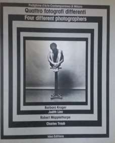 Quattro fotografi differenti-Four different photographers <BR/> Carol Squiers